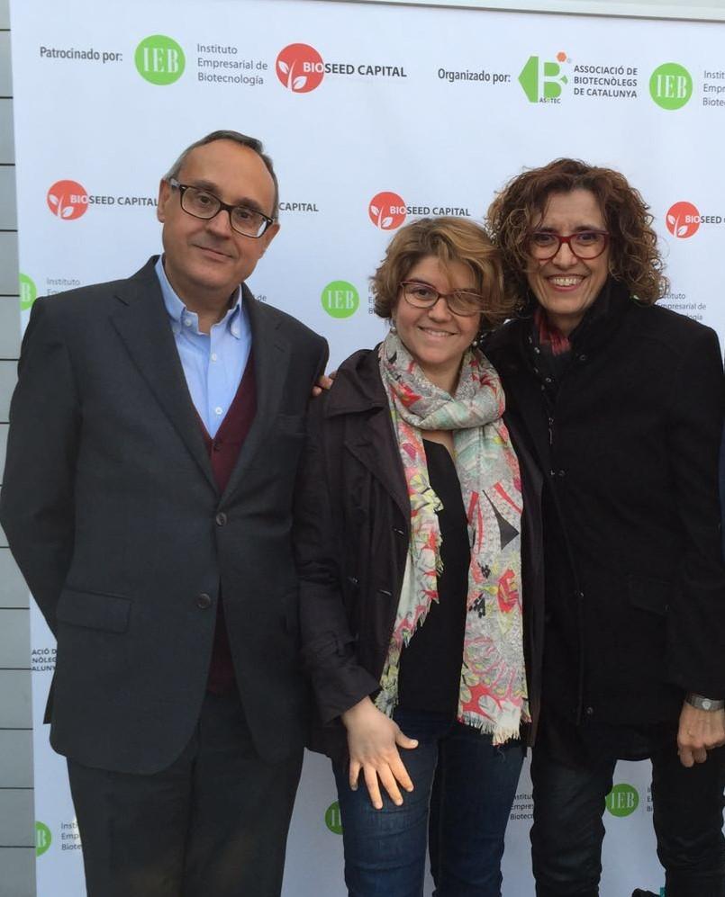 Encuentros TEI Bio Barcelona, con asistencia de la Asociación de Comunicadores de Biotecnología