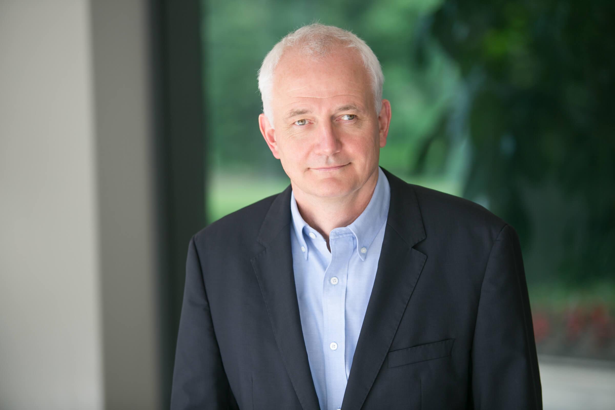 Steve Wooding: «El paciente es lo primero»